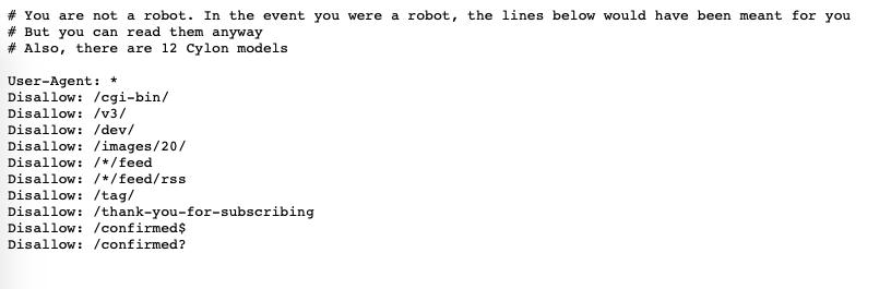 arquivo robots.txt do site searchengineland.com